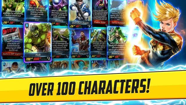 Siêu phẩm game thẻ bài MARVEL Battle Lines đã ra mắt phiên bản quốc tế - Ảnh 2.