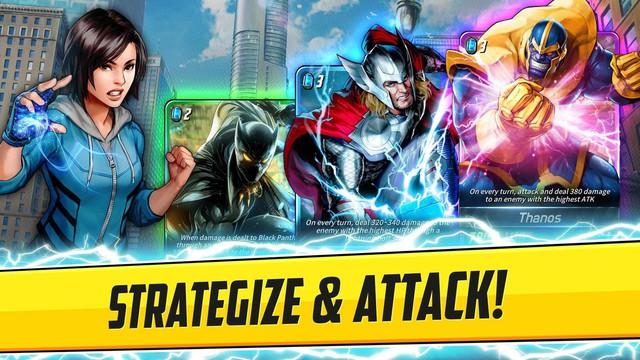 Siêu phẩm game thẻ bài MARVEL Battle Lines đã ra mắt phiên bản quốc tế - Ảnh 1.
