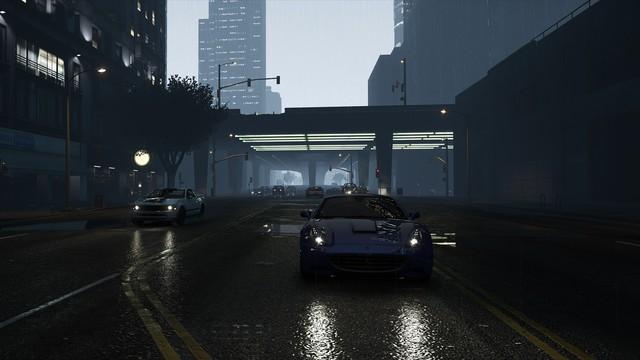 Choáng ngợp với mod đồ họa mới của GTA V: Không phân biệt được game và đời thực - Ảnh 3.