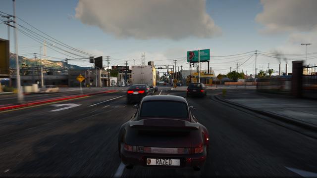 Choáng ngợp với mod đồ họa mới của GTA V: Không phân biệt được game và đời thực - Ảnh 6.