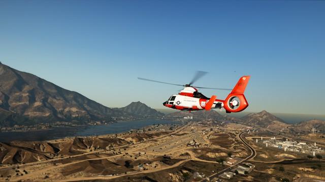 Choáng ngợp với mod đồ họa mới của GTA V: Không phân biệt được game và đời thực - Ảnh 7.