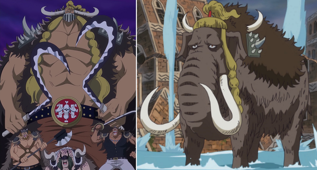 One Piece: Sức mạnh của Kaido và băng Bách Thú được dựa trên khả năng của loài rồng phương Đông? - Ảnh 4.