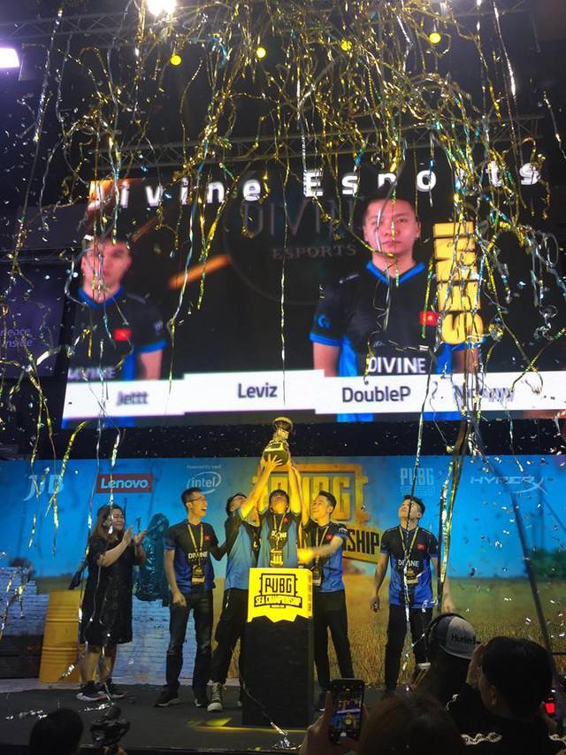 Kết thúc JIB PUBG Sea Championship, rồng thần Divine giật top 1, Refund gây thất vọng - Ảnh 1.