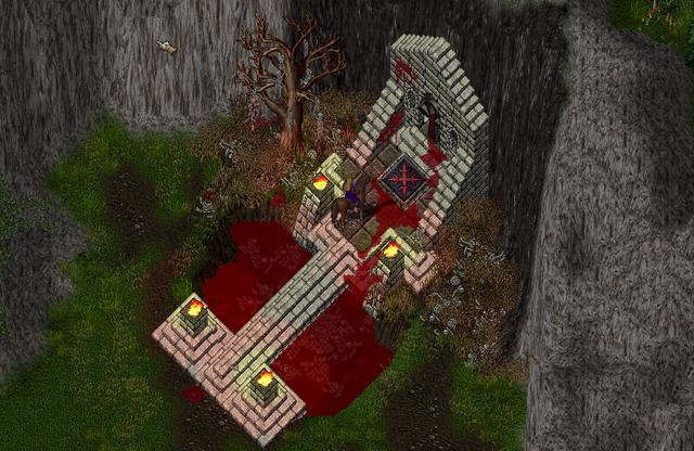 Tựa game online ông cụ nhưng vẫn siêu hay Ultima Online giới thiệu phiên bản miễn phí Outlands - Ảnh 3.
