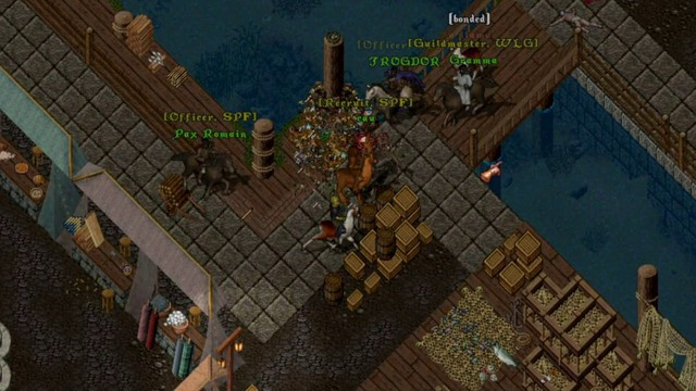 Tựa game online ông cụ nhưng vẫn siêu hay Ultima Online giới thiệu phiên bản miễn phí Outlands - Ảnh 4.