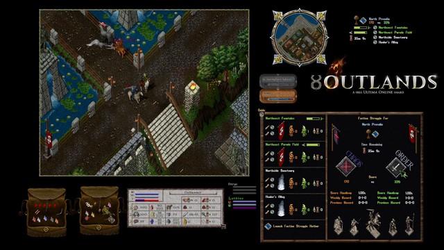 Tựa game online ông cụ nhưng vẫn siêu hay Ultima Online giới thiệu phiên bản miễn phí Outlands - Ảnh 2.