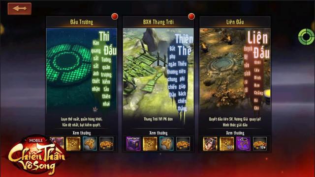 Tải ngay siêu phẩm nhập vai hành động ARPG Chiến Thần Vô Song ra mắt 11:00 ngày 01/11 - Ảnh 7.