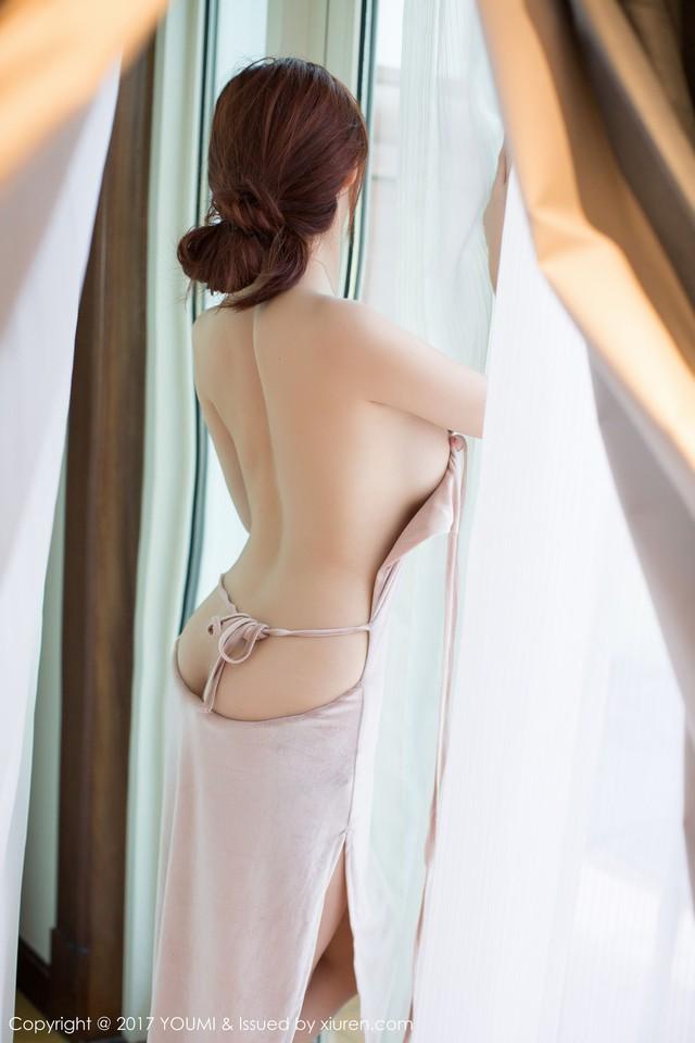 Mềm nhũn trước loạt ảnh nóng bỏng đầy khiêu khích của siêu mẫu Zhou Yan Xi - Ảnh 11.
