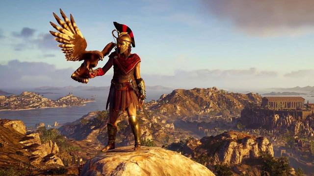 Bạn sẽ phải tốn hàng trăm giờ chơi nếu muốn khám phá hết nội dung của Assassins Creed Odyssey - Ảnh 1.