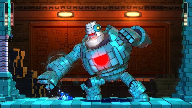 Đánh giá Mega Man 11: Xứng danh huyền thoại - Ảnh 1.
