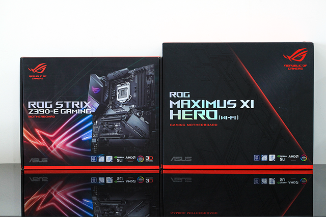 Bộ ba ASUS ROG Z390 siêu cú dành riêng cho game thủ nhà không có gì ngoài điều kiện - Ảnh 1.