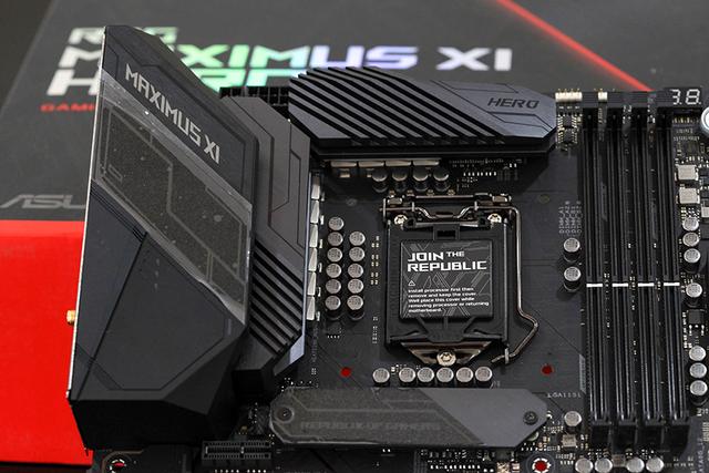 Bộ ba ASUS ROG Z390 siêu cú dành riêng cho game thủ nhà không có gì ngoài điều kiện - Ảnh 13.