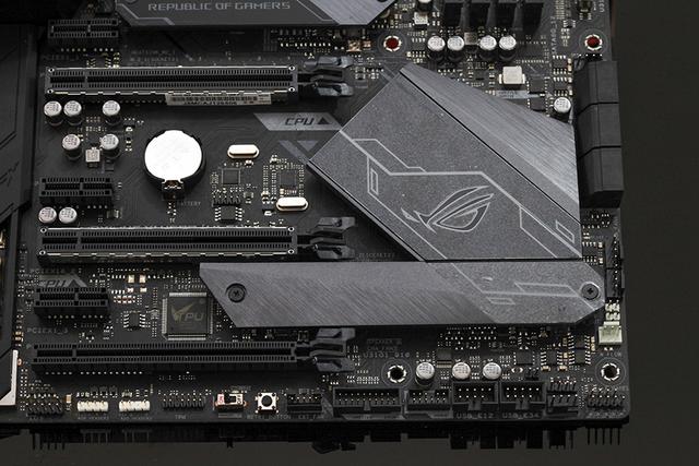 Bộ ba ASUS ROG Z390 siêu cú dành riêng cho game thủ nhà không có gì ngoài điều kiện - Ảnh 15.