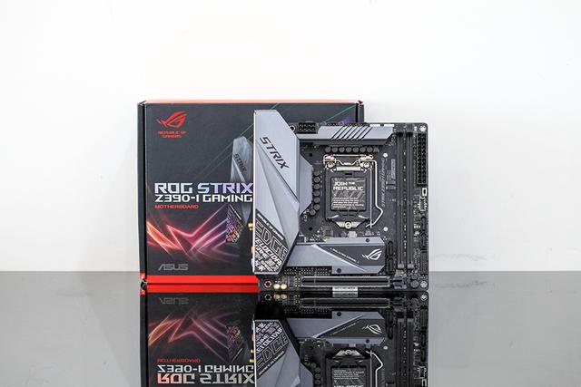 Bộ ba ASUS ROG Z390 siêu cú dành riêng cho game thủ nhà không có gì ngoài điều kiện - Ảnh 3.