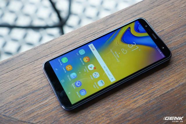 Trải nghiệm Galaxy J6+ vừa ra mắt của Samsung: giao diện giống Note9, hoàn thiện tốt, vị trí đặt cảm biến vân tay tốt hơn - Ảnh 12.
