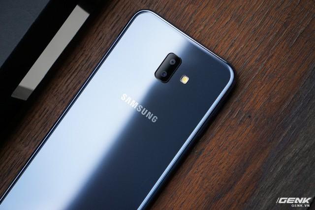 Trải nghiệm Galaxy J6+ vừa ra mắt của Samsung: giao diện giống Note9, hoàn thiện tốt, vị trí đặt cảm biến vân tay tốt hơn - Ảnh 13.