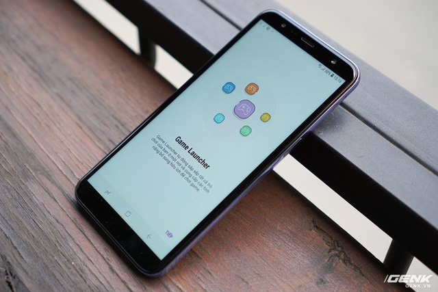 Trải nghiệm Galaxy J6+ vừa ra mắt của Samsung: giao diện giống Note9, hoàn thiện tốt, vị trí đặt cảm biến vân tay tốt hơn - Ảnh 17.