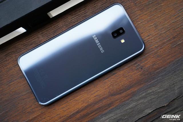 Trải nghiệm Galaxy J6+ vừa ra mắt của Samsung: giao diện giống Note9, hoàn thiện tốt, vị trí đặt cảm biến vân tay tốt hơn - Ảnh 6.