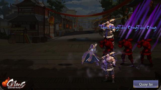 """Bí kíp """"bứt Top"""" Anh Hùng Phổ cho người chơi lực chiến thấp trong Cổ Long Quần Hiệp Truyện - Ảnh 7."""