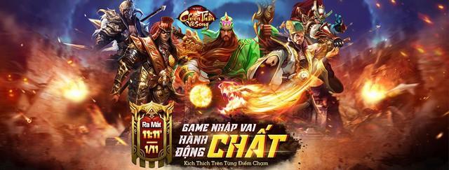 Chiến Thần Vô Song: Game nhập vai hành động CHẤT, kích thích từng điểm chạm ra mắt HÔM NAY - Ảnh 2.