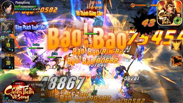 Chiến Thần Vô Song: Game nhập vai hành động CHẤT, kích thích từng điểm chạm ra mắt HÔM NAY - Ảnh 3.