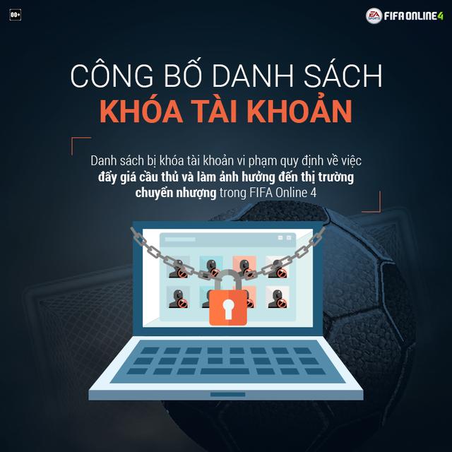 FIFA Online 4 Việt Nam đã khóa vĩnh viễn 181200 tài khoản Photo-1-15410713794131008866019