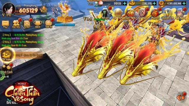 Chiến Thần Vô Song: Game nhập vai hành động CHẤT, kích thích từng điểm chạm ra mắt HÔM NAY - Ảnh 7.