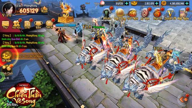 Chiến Thần Vô Song: Game nhập vai hành động CHẤT, kích thích từng điểm chạm ra mắt HÔM NAY - Ảnh 8.