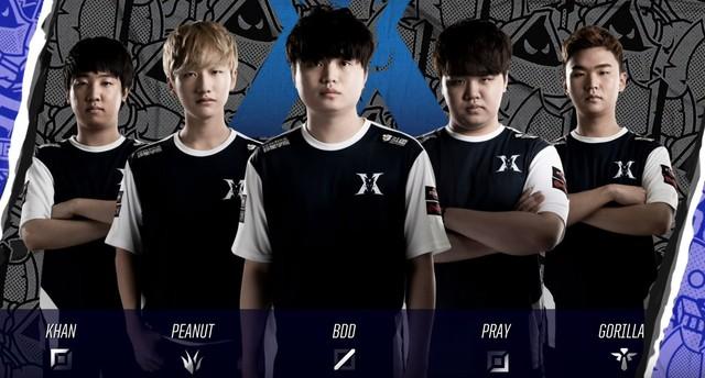 Kingzone DragonX chỉ giữ chân Bdd, còn Peanut, Khan, PraY và GorillA sẽ tìm bến đỗ mới? - Ảnh 1.