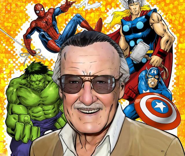 """""""Cha đẻ"""" Marvel - Ông Stan Lee đã qua đời ở tuổi 95 - Ảnh 2."""