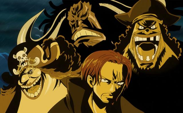 One Piece: Nếu bị Kaido xử tử, liệu Shanks có xuất hiện để cứu Luffy? - Ảnh 3.