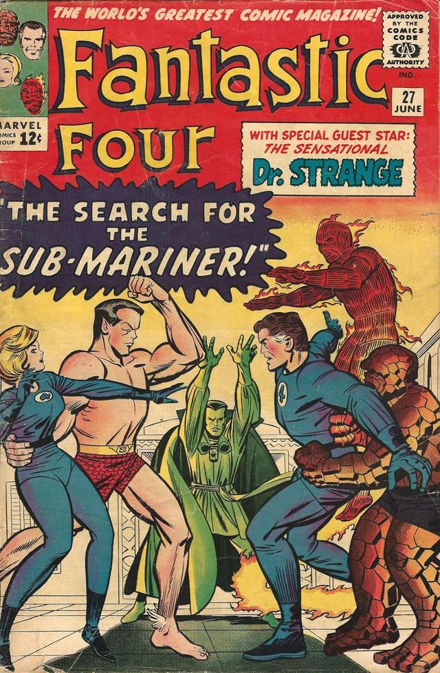 10 sự thật thú vị về Stan Lee - Huyền thoại của các siêu anh hùng Marvel - Ảnh 7.