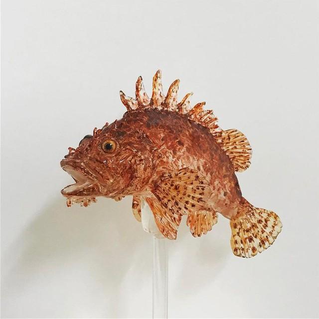 Mục sở thị nghệ thuật làm kẹo mút hình động vật đặc sắc nhất Nhật Bản - Ảnh 8.
