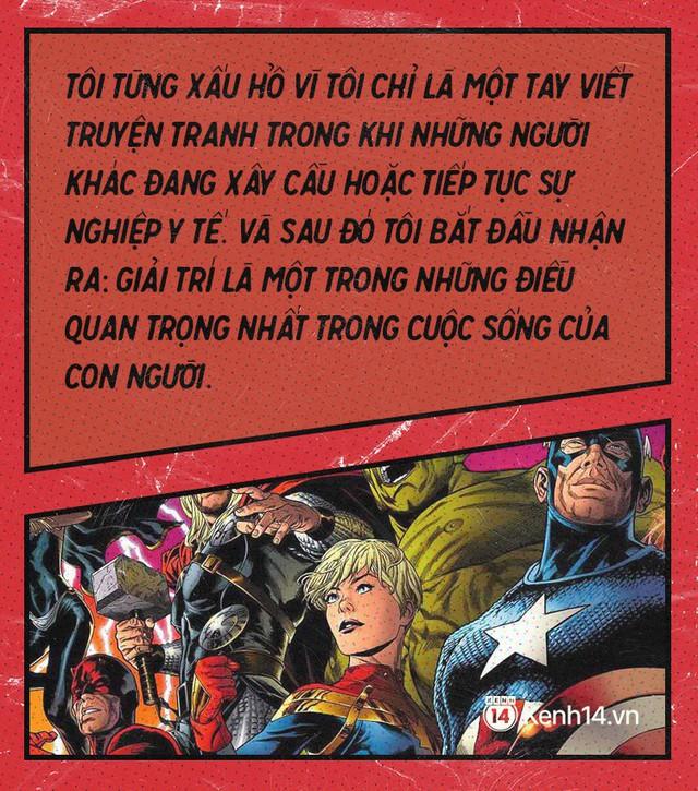 9 câu nói chẳng thể nào quên từ Stan Lee - Huyền thoại của những huyền thoại - Ảnh 9.