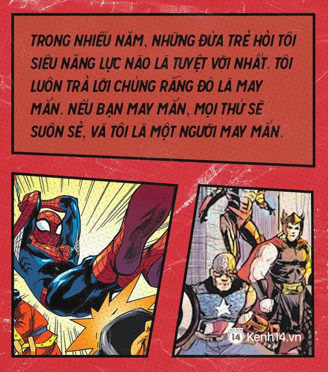 9 câu nói chẳng thể nào quên từ Stan Lee - Huyền thoại của những huyền thoại - Ảnh 8.