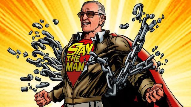 9 câu nói chẳng thể nào quên từ Stan Lee - Huyền thoại của những huyền thoại - Ảnh 1.