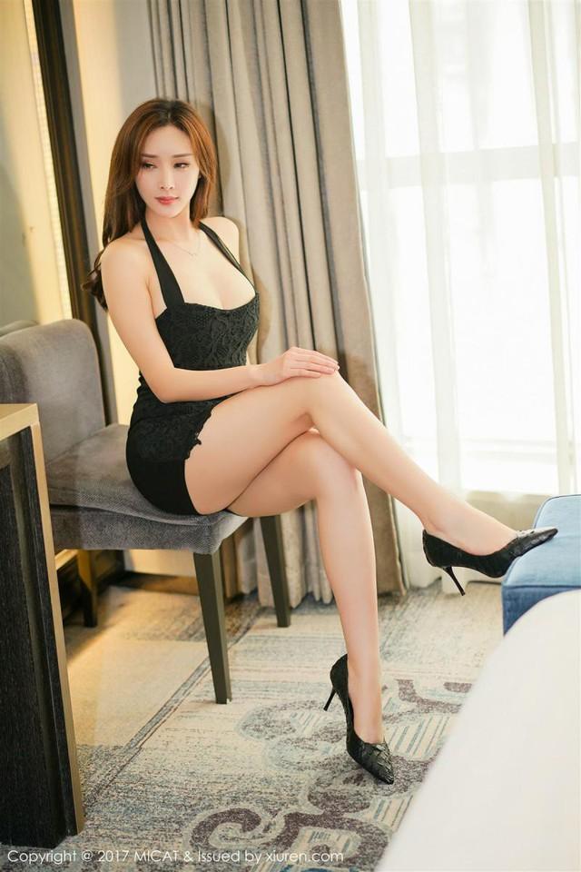 Kiệt sức trước bộ ảnh gợi cảm của người mẫu Tu Fei Yuan Ai Cuo Qiong - Ảnh 8.