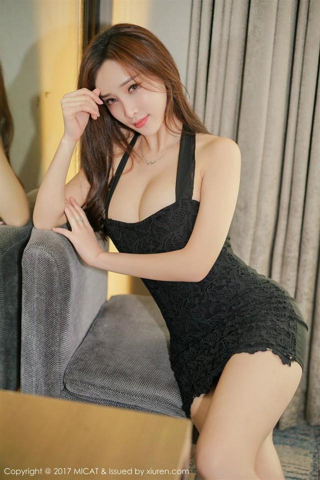 Kiệt sức trước bộ ảnh gợi cảm của người mẫu Tu Fei Yuan Ai Cuo Qiong - Ảnh 9.