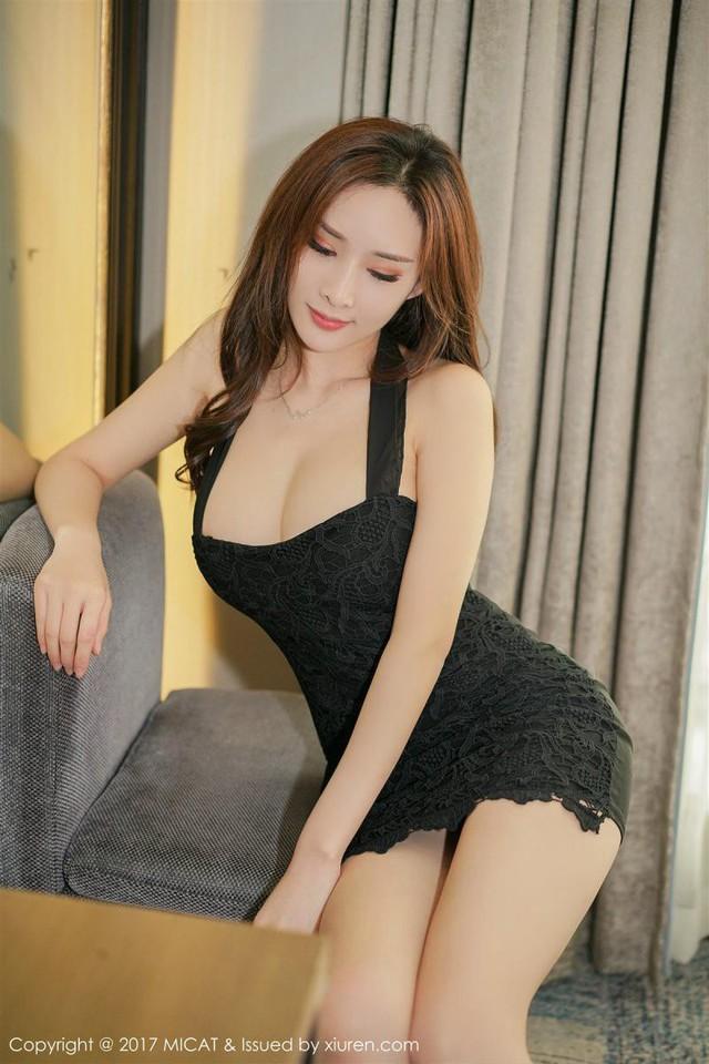 Kiệt sức trước bộ ảnh gợi cảm của người mẫu Tu Fei Yuan Ai Cuo Qiong - Ảnh 18.