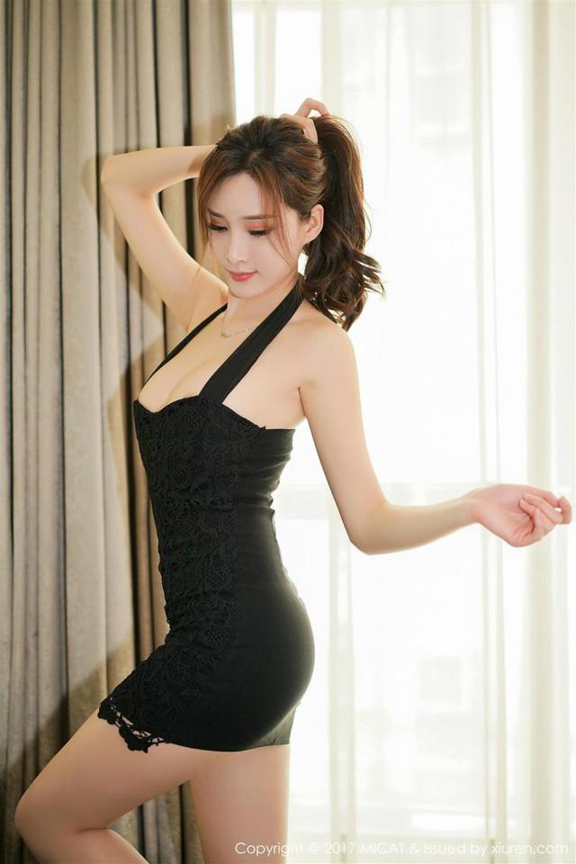 Kiệt sức trước bộ ảnh gợi cảm của người mẫu Tu Fei Yuan Ai Cuo Qiong - Ảnh 11.