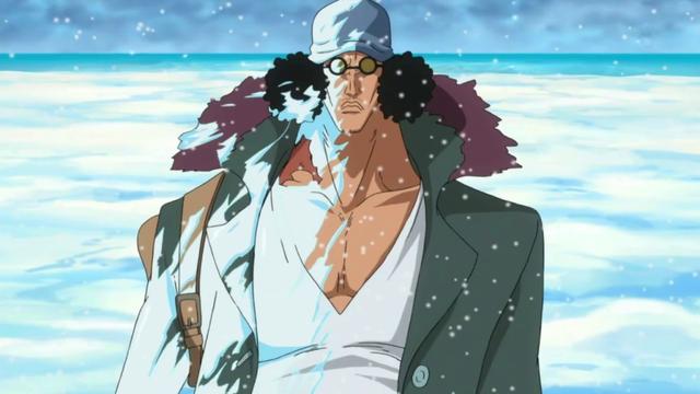 Những điều thú vị về Kuzan - Cựu đô đốc mạnh mẽ khét tiếng trong One Piece - Ảnh 1.