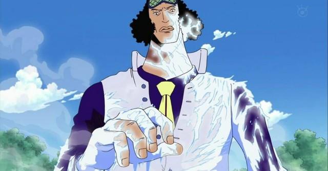 Những điều thú vị về Kuzan - Cựu đô đốc mạnh mẽ khét tiếng trong One Piece - Ảnh 6.