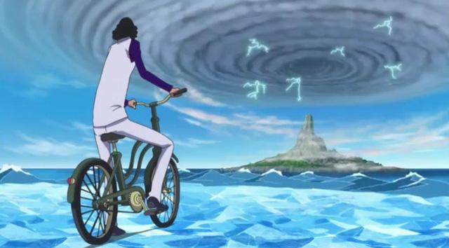 Những điều thú vị về Kuzan - Cựu đô đốc mạnh mẽ khét tiếng trong One Piece - Ảnh 3.