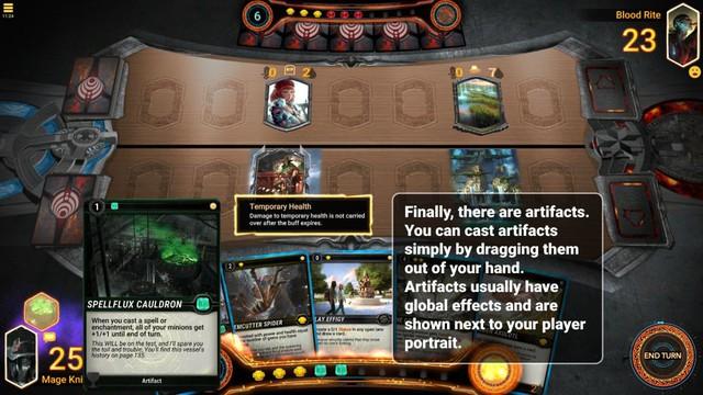 Mythgard - Game thẻ bài miễn phí tuyệt hay mang đậm chất Blizzard - Ảnh 1.