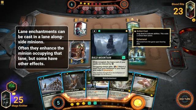 Mythgard - Game thẻ bài miễn phí tuyệt hay mang đậm chất Blizzard - Ảnh 2.