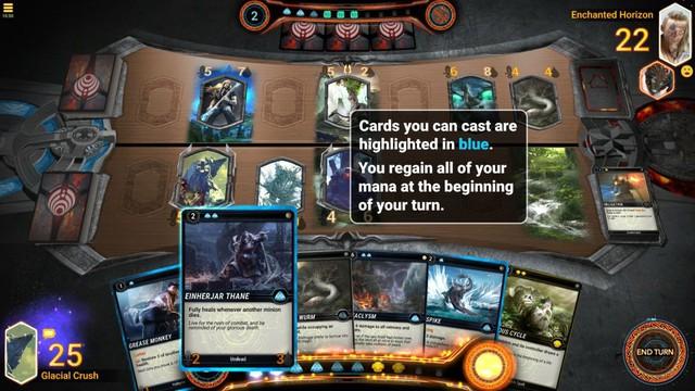 Mythgard - Game thẻ bài miễn phí tuyệt hay mang đậm chất Blizzard - Ảnh 4.