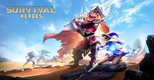 Loạt game mobile Battle Royale có lối chơi dị mới ra mắt gần đây - Ảnh 2.