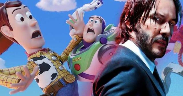 Nam tài tử trong John Wick sẽ tham gia vào Toy Story 4 với vai trò bí mật - Ảnh 2.