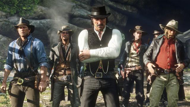 Game online miền tây cực chất Red Dead Online đã chính thức mở cửa thử nghiệm - Ảnh 3.