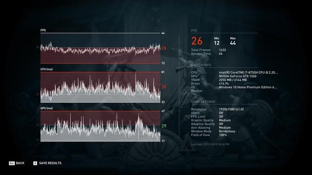 Đánh giá chi tiết laptop Gaming ROG Strix Scar II GL504: Vô địch trong phân khúc cận cao cấp - Ảnh 15.